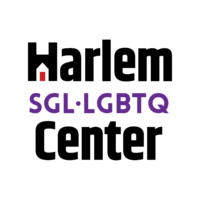 Harlem SGL•LGBTQ Center Logo
